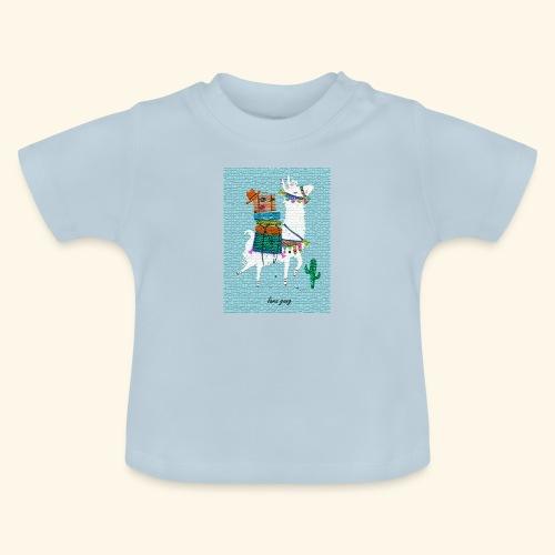 Lama Gang - Baby T-Shirt