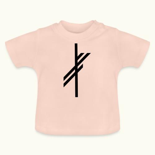 viking luck clean - Baby T-shirt