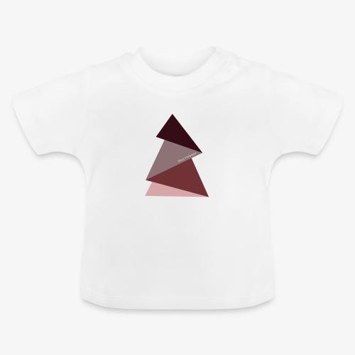 fir triangles 2 - Baby T-Shirt