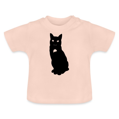 Knor de kat - Baby T-shirt