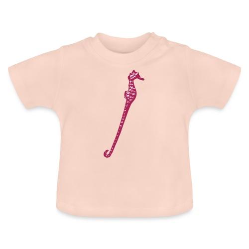 Zeepaardje - Baby T-shirt