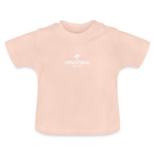 HRVATSKA EST.1991 2.0 - Baby T-Shirt