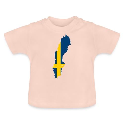 Sweden - Baby T-shirt