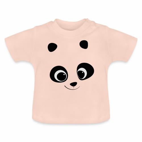 mirada de ternura - Camiseta bebé