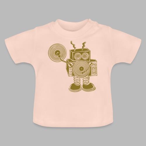 Hey Mr DJ ✴CUSTOMISABLE DESIGN✴ - Baby T-Shirt