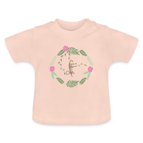 Mikey monkey - Maglietta per neonato