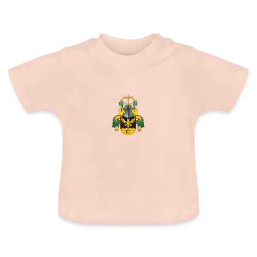 vaakuna, iso - Vauvan t-paita