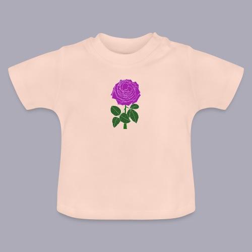Landryn Design - Pink rose - Baby T-Shirt