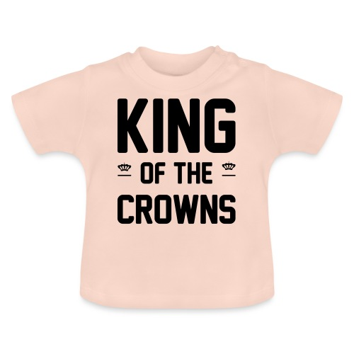 King of the crowns - Baby T-shirt