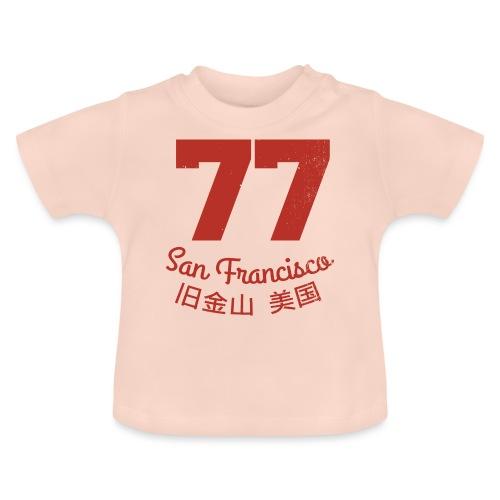 77 san francisco usa - Baby T-Shirt