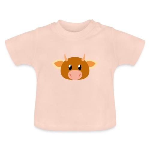 Kuh »Mili« - Baby T-Shirt