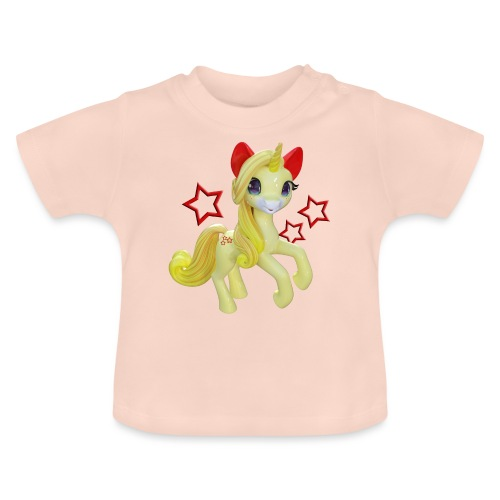 Einhorn in Fairyland - Baby T-Shirt