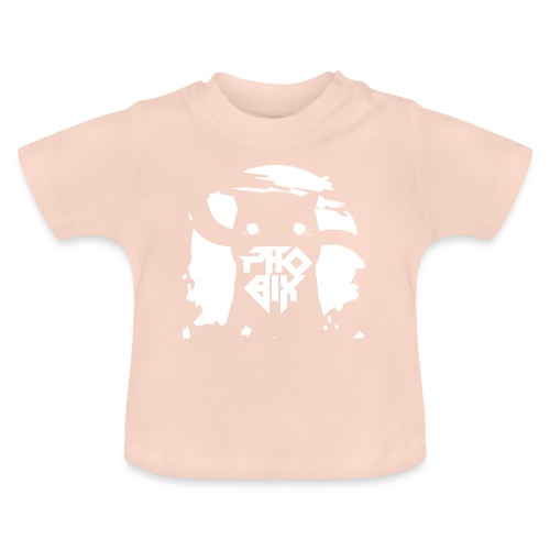 white 01big png - Baby T-Shirt