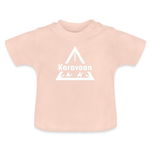 Karavaan White (High Res) - Baby T-shirt