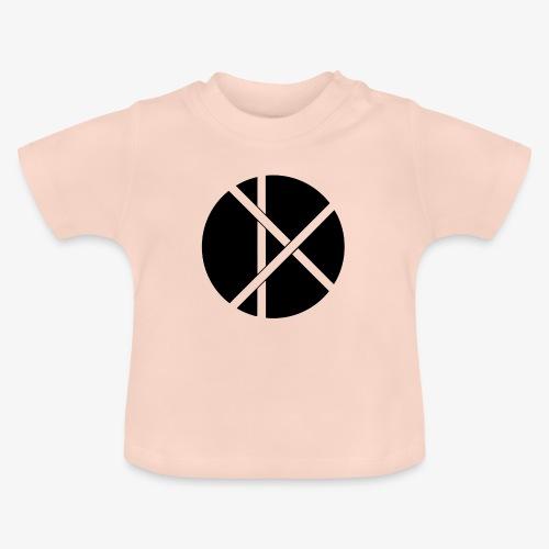 Don Logo - musta - Vauvan t-paita