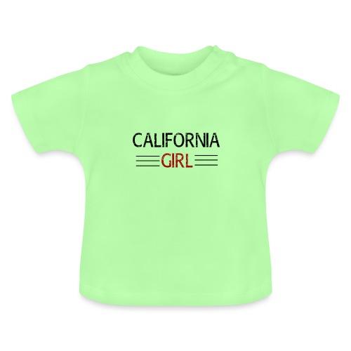 california girl - Baby T-Shirt