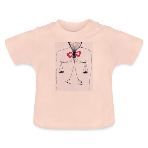 Libra Horoscope - Baby-T-shirt
