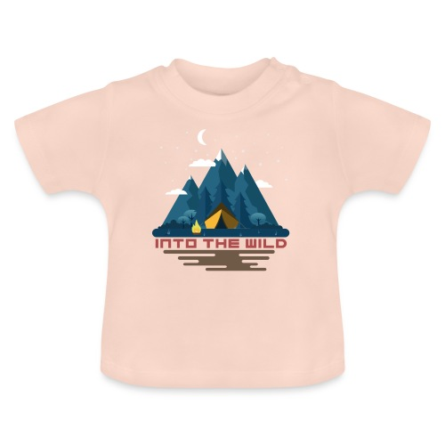 Into the wild - T-shirt Bébé