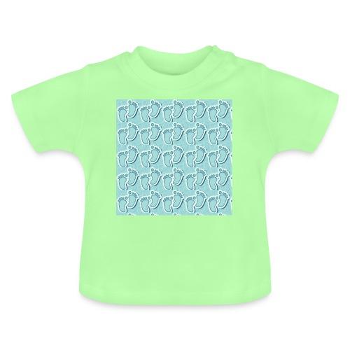 kidfootprint a9 - Baby T-Shirt