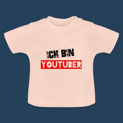 Ich bin Youtuber! - Baby T-Shirt