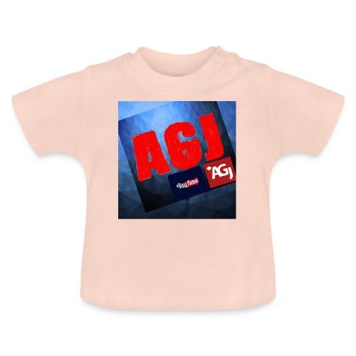 AGJ Nieuw logo design - Baby T-shirt