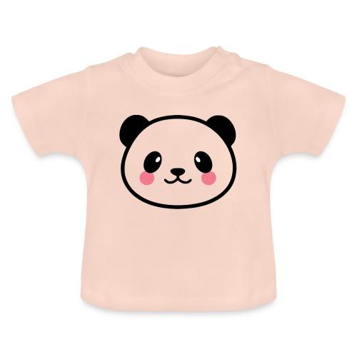 Panda Tout Rond - T-shirt Bébé
