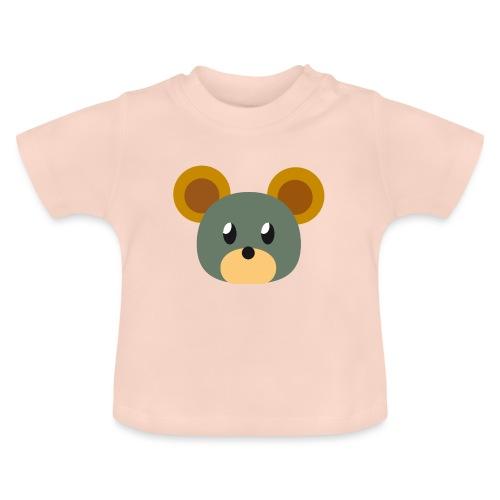 Maus »Pieps« - Baby T-Shirt