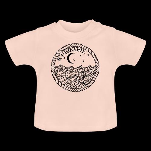 IBV Die Lichter das Meer black - Baby T-Shirt
