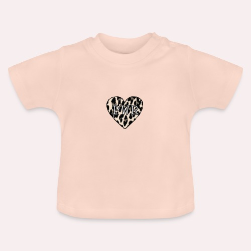 Pwr - Baby-T-shirt