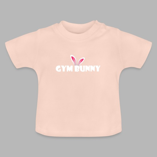 GYM Bunny - Baby T-Shirt