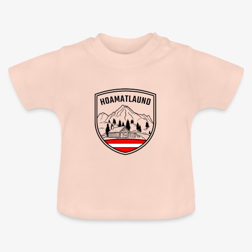 hoamatlaund logo - Baby T-Shirt