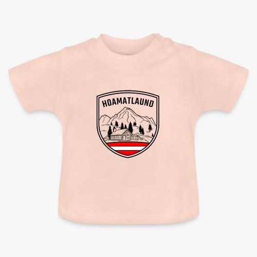 hoamatlaund österreich - Baby T-Shirt