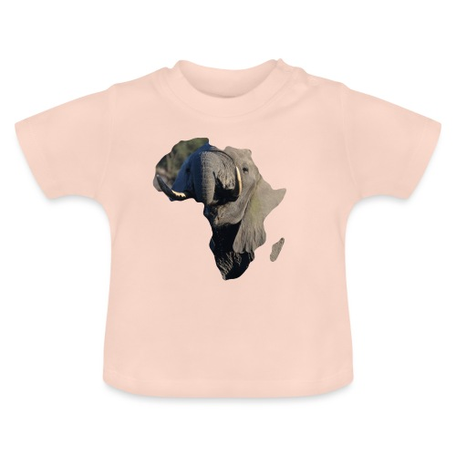 African Elephant - Baby T-Shirt