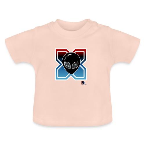 Alien x - Camiseta bebé