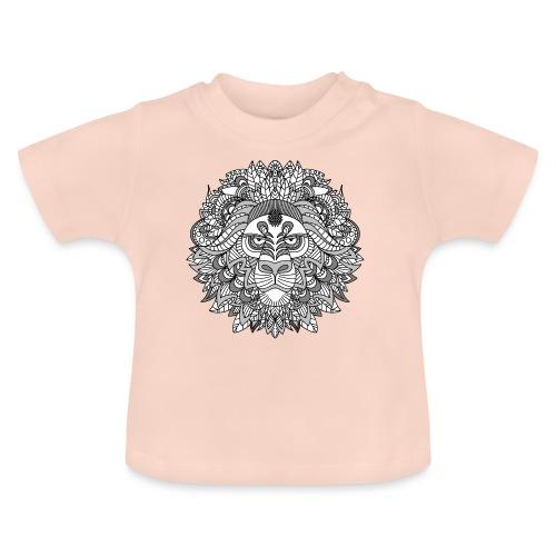Sternzeichen Löwe - Baby T-Shirt