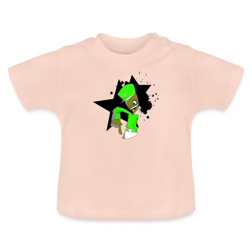 yo man - T-shirt Bébé