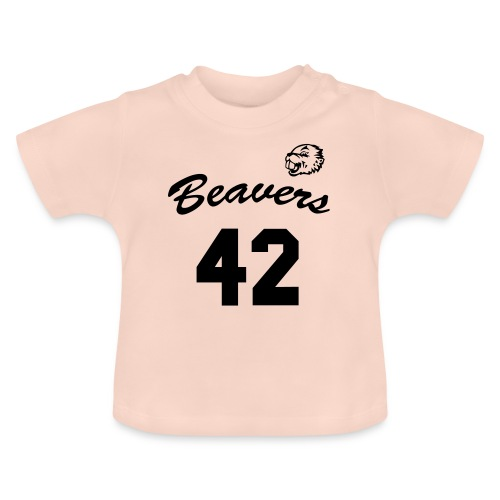 Beavers front - Baby T-shirt