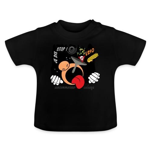 consommateur cobaye - T-shirt Bébé