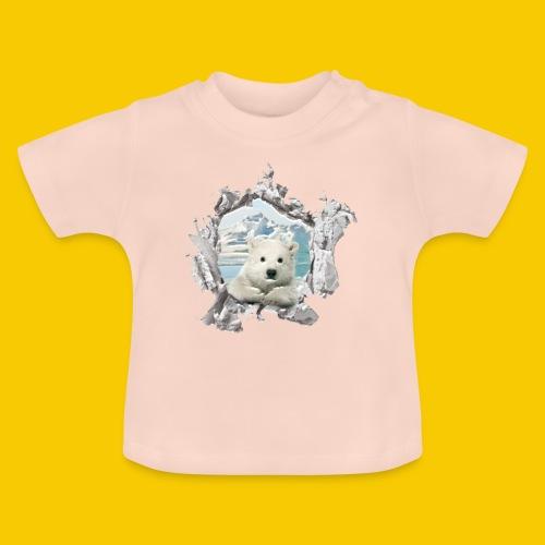 OURS - T-shirt Bébé