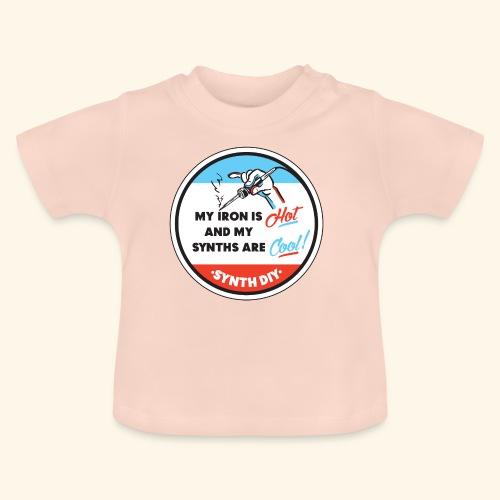 Synth Cool - Vauvan t-paita