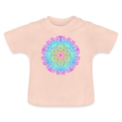 Cube de Métatron , géométrie sacré de l'archange - T-shirt Bébé