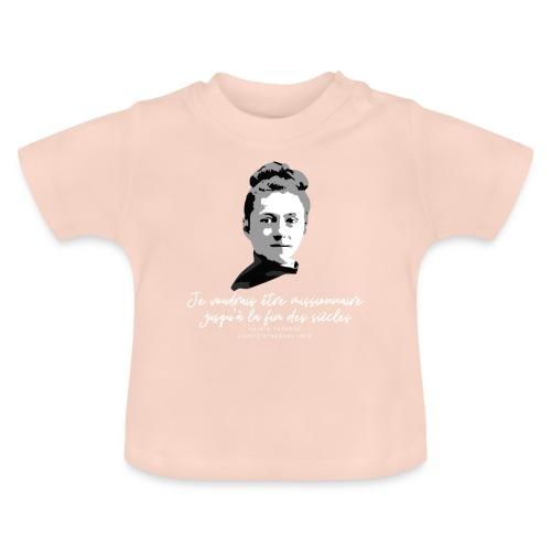 Sainte Therese patronne des missions - T-shirt Bébé