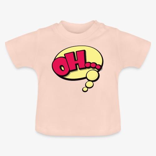 Serie Animados - Camiseta bebé