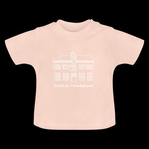 Hotel de Tabaksplant WIT - Baby T-shirt
