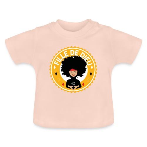 fillededieujaune - T-shirt Bébé