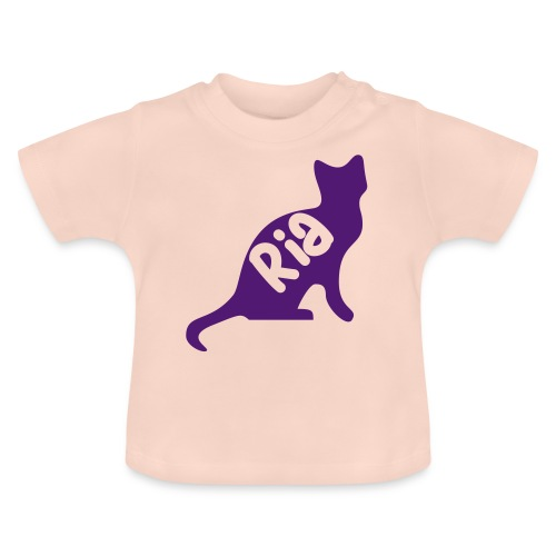 Team Ria Cat - Baby T-Shirt