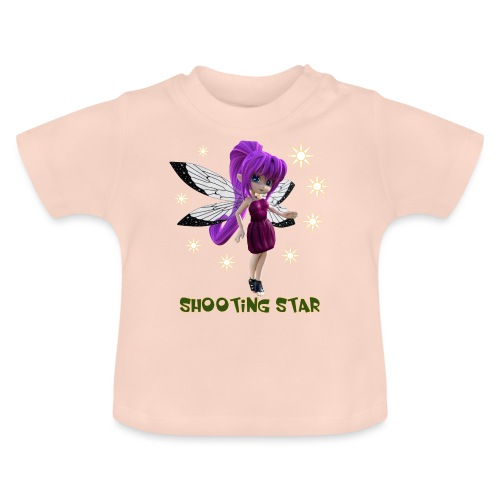 Shooting Star - Baby T-Shirt