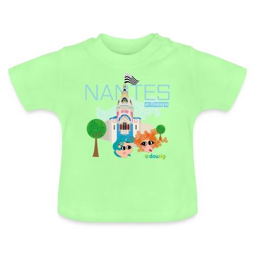 Dousig Nantes en Bretagne - T-shirt Bébé