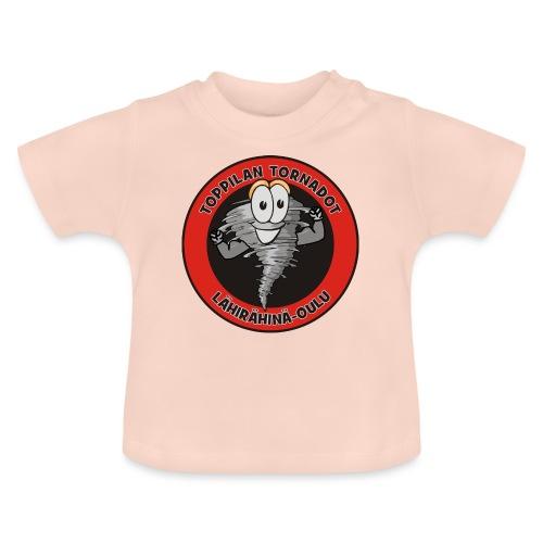 Toppilan Tornadot - Vauvan t-paita