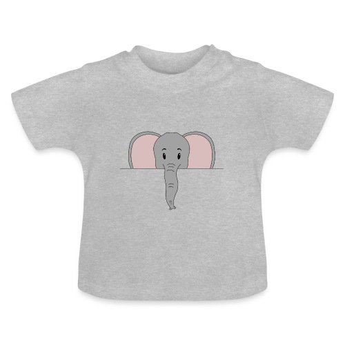 Elefant Marvin - Baby T-Shirt